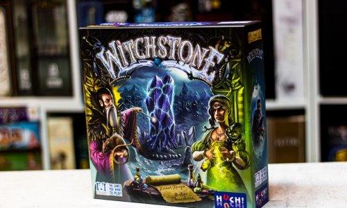 WITCHSTONE // ist erschienen
