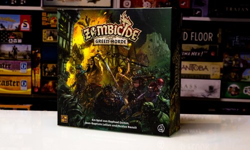 TEST // Zombicide - Green Horde