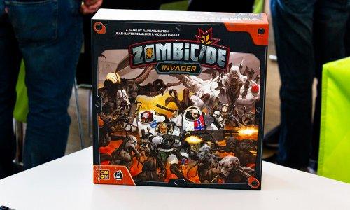 ZOMBICIDE: INVADER // Erste Bilder vom Spielmaterial