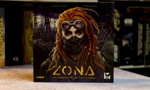 TEST // ZONA