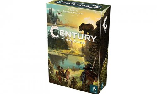 Plan B Games // Century: A New World erscheint 2019