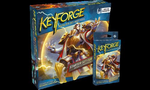 Keyforge // Zeitalter des Aufstiegs bald im Handel