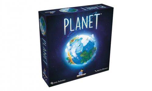 PLANET // Bald wieder im Handel verfügbar