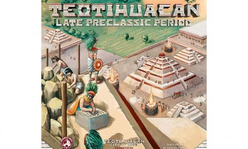 TEOTIHUACAN // Neue Details! Late Preclassic Period Erweiterung