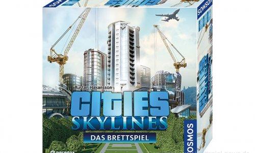CITIES SKYLINES // Erscheint im Oktober 2019
