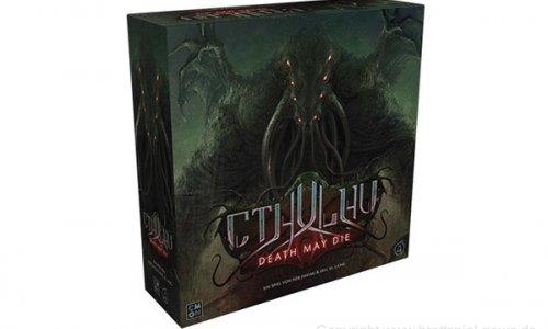 CTHULHU – DEATH MAY DIE // Erscheint CMON Spiel im Q4/2019?