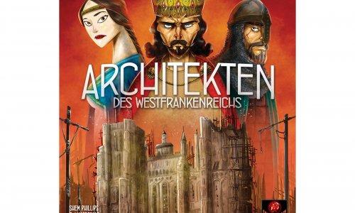ARCHITEKTEN DES WESTFRANKREICHS // Wieder verfügbar