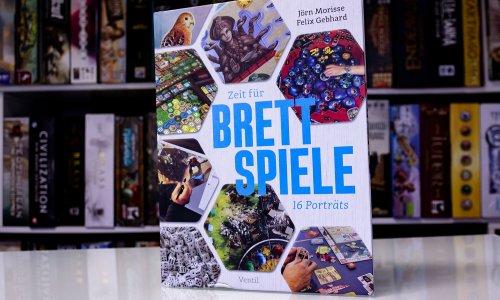 ZEIT FÜR BRETTSPIELE // Buch neu im Shop zu kaufen