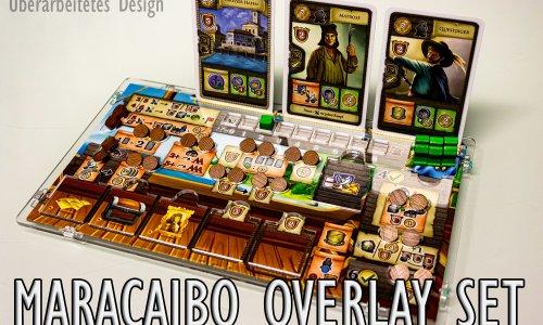 MARCAIBO OVERLAY SET // Neues Design online