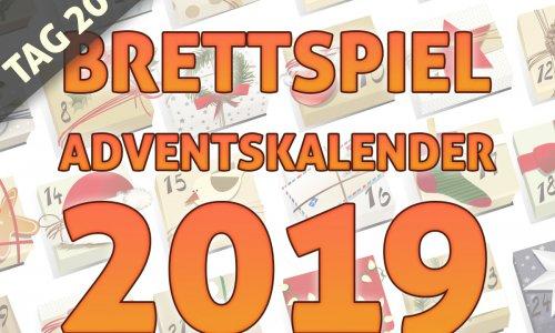 BRETTSPIEL-ADVENTSKALENDER //  TAG 20