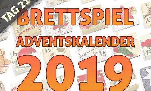 BRETTSPIEL-ADVENTSKALENDER //  TAG 21