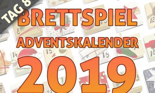 BRETTSPIEL-ADVENTSKALENDER //  TAG 8
