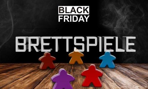 BLACK FRIDAY // Brettspiel Schnäppchen