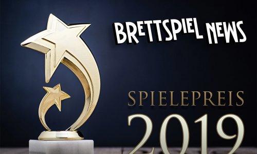 BRETTSPIEL-NEWS SPIELEPREIS 2019 //Jetzt mitmachen