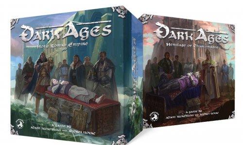 DARK AGES // 2020 kommen zwei Versionen auf Kickstarter