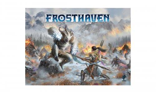 FROSTHAVEN // Gloomhaven Nachfolger angekündigt