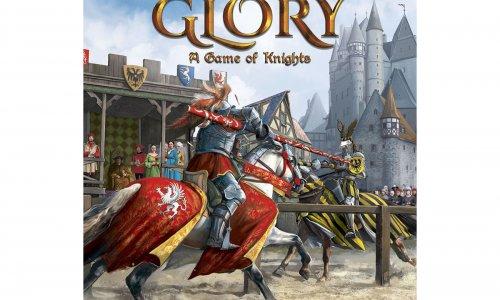 KICKSTARTER // Glory A Game of Knights startet bald