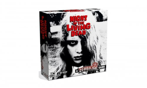 KICKSTARTER // Night of the Living Dead: A Zombicide Game - jetzt live!