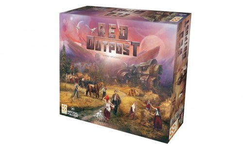 KICKSTARTER // RED OUTPOST