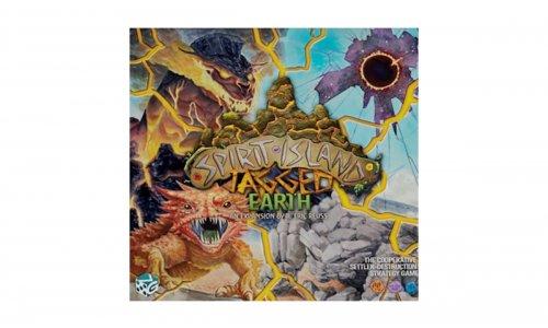 SPIRIT ISLAND // Jagged Earth Erweiterung kommt 2020
