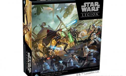 STAR WARS: LEGION – DIE KLONKRIEGE // Neuheit vorgestellt