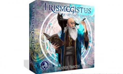 TRISMEGISTUS // Trismegistus: The Ultimate Formula angekündigt