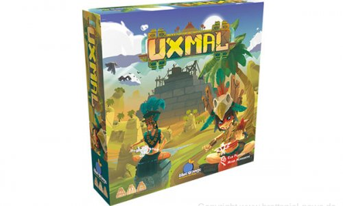 UXMAL // Erscheint 2019 bei Blue Orange