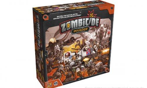 ZOMBICIDE: INVADER // Neues von den Zombies angekündigt