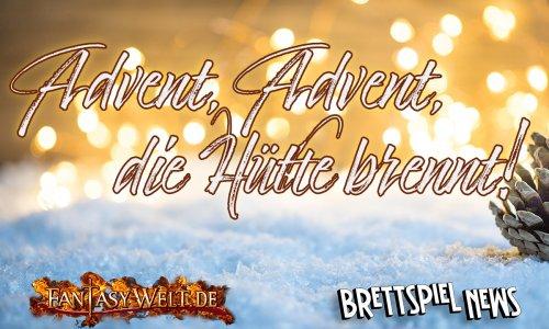 ADVENTSKALENDER // Kooperation mit FantasyWelt.de