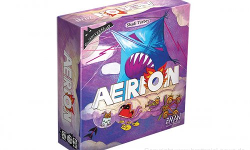 AERION // erscheint bei Z-Man Games