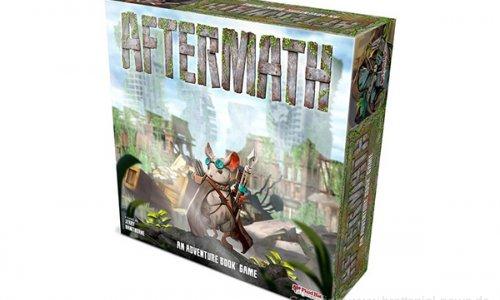 AFTERMATH // Maus & Mystic trifft Abenteuerbuch