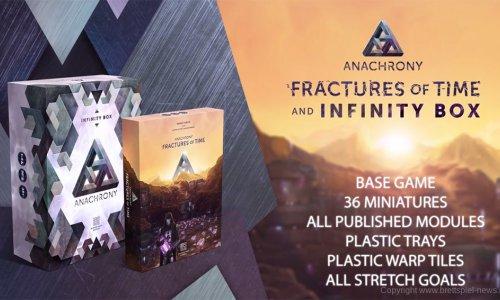 KICKSTARTER // Anachrony: Fractures of Time Erweiterung