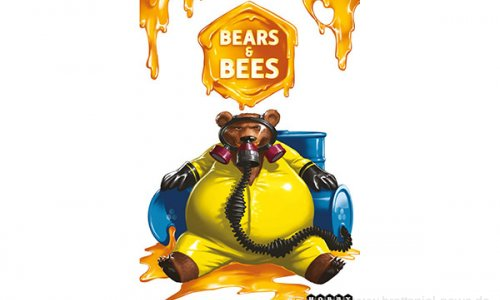 SPIELESCHMIEDE // BEARS & BEES gestartet