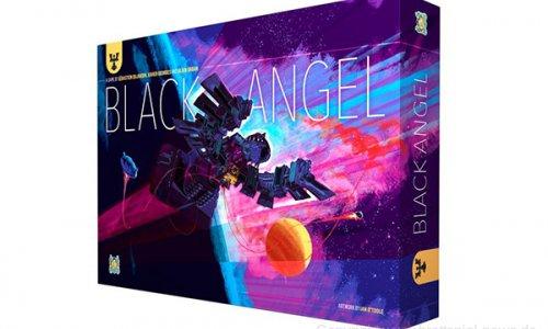 BLACK ANGEL // erscheint im September 2019