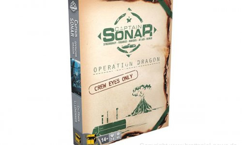 CAPTAIN SONAR // Operation Drache erscheint im April 2019