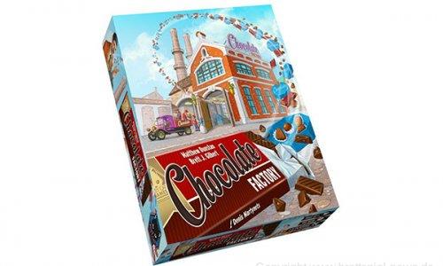 CHOCOLATE FACTORY // Erscheint zur SPIEL'19
