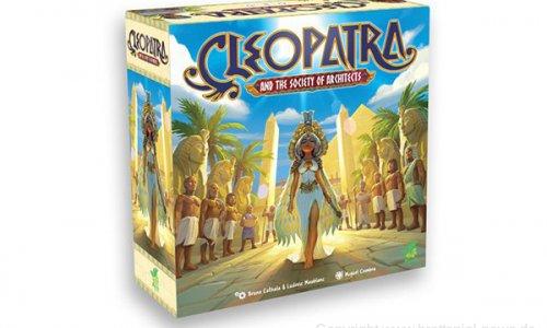 KICKSTARTER // Cleopatra and the Society of Architects