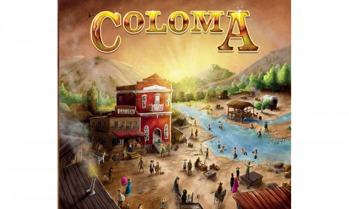 COLOMA // Jetzt vorbestellbar - SPIEL'19