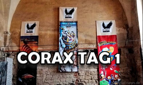 EVENT // CORAX TAG 1