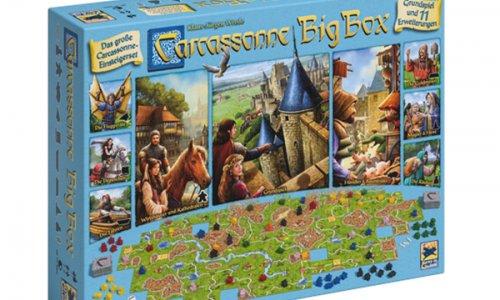 CARCASSONNE // BigBox wieder verfügbar