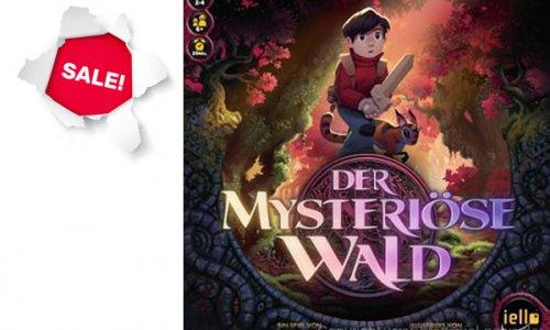 DER MYSTERIÖSE WALD // Angebot mit 55% Rabatt!
