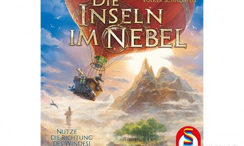 DIE INSELN IM NEBEL // Herbstneuheit von SCHMIDT SPIELE