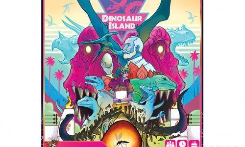 DINOSAUR ISLAND // erscheint 2019 bei Feuerland Spiele