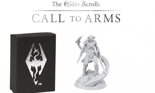 THE ELDER SCOLLS // Tabletop-Version angekündigt