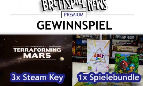 PREMIUM // Gewinnspiel Update