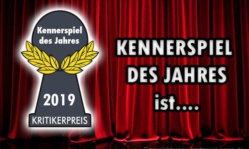 KENNERSPIEL DES JAHRES 2019 // Flügelschlag