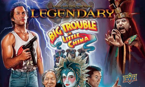ANGEBOT // Legendary Encounter: Big Trouble In Little China