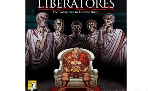 LIBERATORES // In der Spieleschmiede gestartet