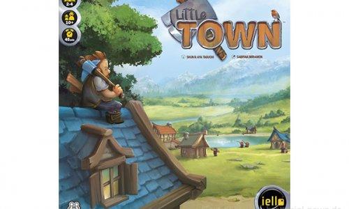 LITTLE TOWN // Deutsche Version kommt zur SPIEL'19