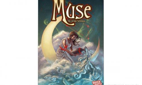 MUSE // In Spieleschmiede gestartet